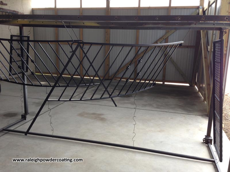 Raleigh Powder Coating Company Nc Paint Coat Removal Metal